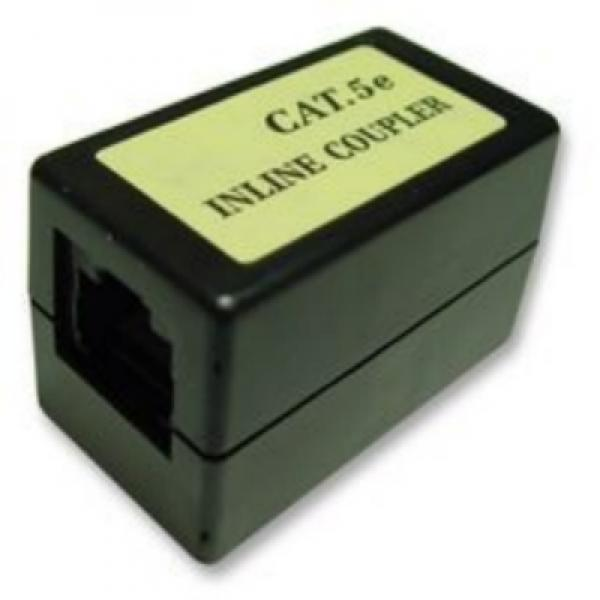 RJ45 Inline Coupler (For CAT5e)
