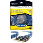 10 ft. Component RCA Video Cable - Ultralink CS1 Contractor Seri