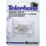 Telephone Tanglefree Handset Adapter