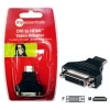My Essentials Single Link DVI-D Female to HDMI Male Adapter