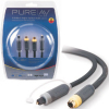 Belkin Pure|AV S-Video & Digital Optical Audio Cable Kit - 12 ft.