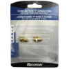 F-Type Crimp Connector for RG59 Cables - Pack of 2